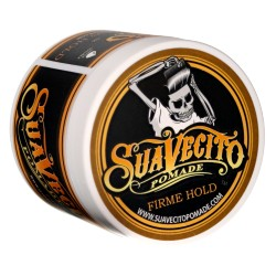 Pomade pour cheveux Firme Hold Suavecito