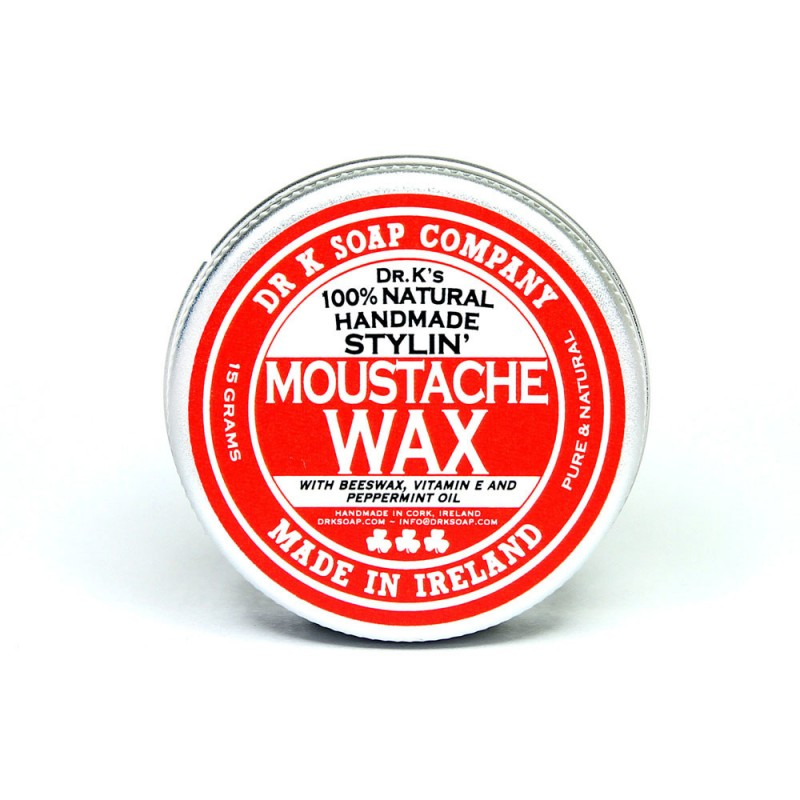 Cire à moustaches Dr K Soap