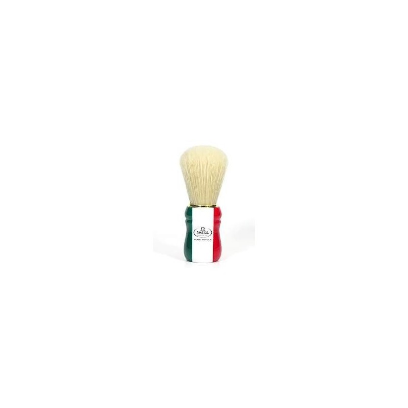 """Blaireau Omega  """"Italie"""" soies de sanglier"""