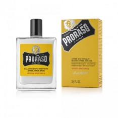 "Baume après-rasage ""Wood & Spice"" Proraso"