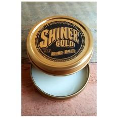 Baume pour la barbe Shiner Gold