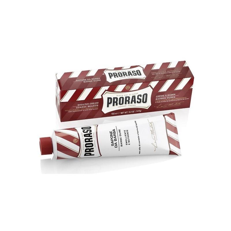 Crème de rasage Proraso rouge