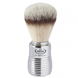 Blaireau Omega Hi-Brush chrome