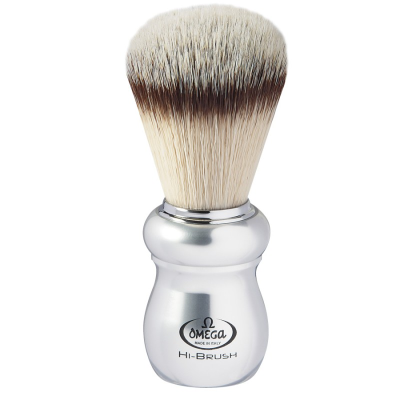 Blaireau Omega Hi-Brush ergal 46652
