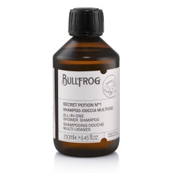 "Shampooing douche ""Secret Potion N°1"" Bullfrog"