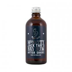 "Après rasage ""Jack Tar's Bay Rum"" Mr. NATTY"
