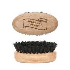 Brosse à barbe Solomon's beard