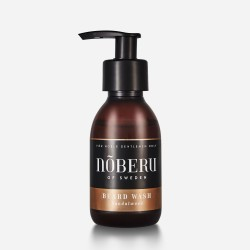 Shampooing à barbe bois de santal Nõberu