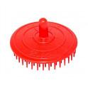 Brosse de massage Balloid rouge