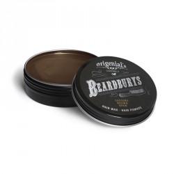 Cire colorante cheveux bruns Beardburys