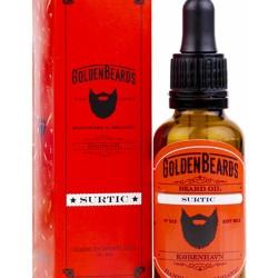 "Huile à barbe ""Surtic"" Golden Beards"