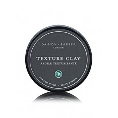"Cire ""Clay Pomade"" cheveux No.4 Daimon Barber"