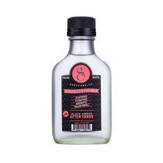 "Lotion après rasage ""black amber"" Premium Suavecito"