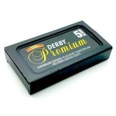 Lames DERBY Premium de sécurité par 5