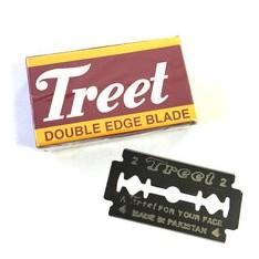 "Lames Treet ""Carbone Steel""  par 10"