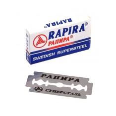 """Lames RAPIRA """"Supersteel"""" par 5"""