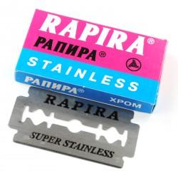 "Lames RAPIRA ""Stainless Chrom"" par 5"