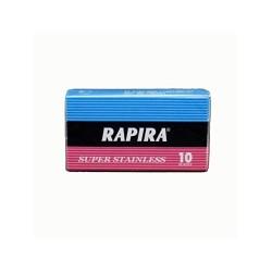 """Lames RAPIRA """"Super Stainless"""" par 10"""