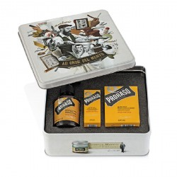 "Coffret Barbe ""Wood and Spice"" Proraso"
