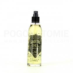 Huile de rasage 100% naturelle Tonsor & Cie