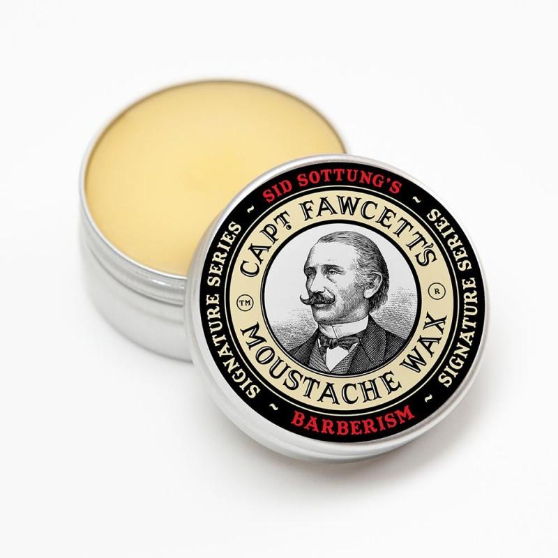 Cire à moustaches Barberism™ Captain Fawcett