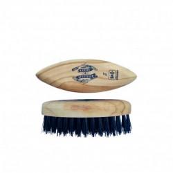 Brosse à barbe de poche Lames et Tradition