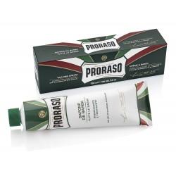 Crème de rasage Proraso verte