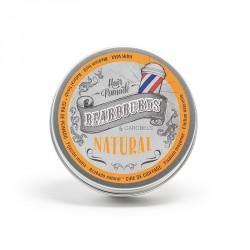 """Cire de coiffage """"Natural"""" fixation moyenne Beardburys, 100 ml"""