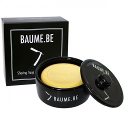 Savon à Barbe et bol BAUME.BE