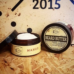 Baume à barbe nourrissant mangue Beard Brother