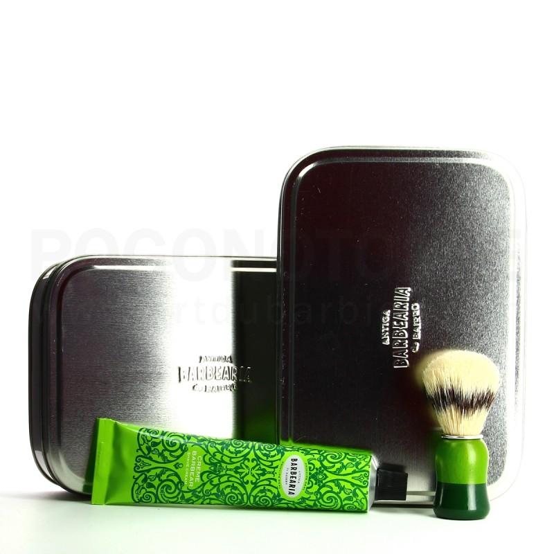 Coffret Rasage Antiga Barbearia de Bairro