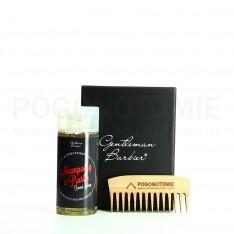 Shampoing Nettoyant pour la Barbe Gentleman Barbier