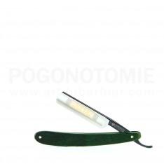 Rasoir DOVO Black Star vert