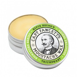 Cire à moustaches Triumphant Captain Fawcett