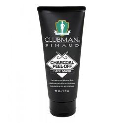 Masque visage au charbon Peel-off Clubman Pinaud