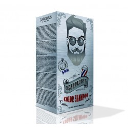 Coloration Gris pour barbe, cheveux, moustaches, Beardburys