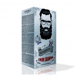 Coloration Noire pour barbe, cheveux, moustaches, Beardburys