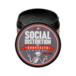 Cire/pomade pour cheveux Suavecito x Social Distortion