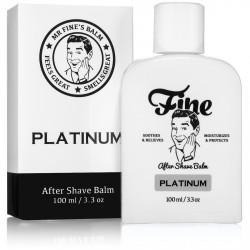 Baume Apres-rasage Platinum Fine