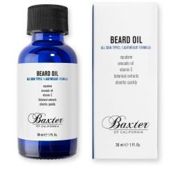 Huile pour la barbe Baxter
