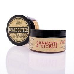 Baume à barbe nourrissant Cannabis & Citrus Beard Brother
