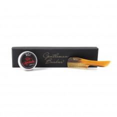 Coffret spécial moustache Gentleman Barbier