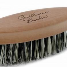 Brosse à barbe en fibres de cactus Gentleman Barbier