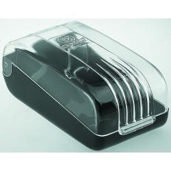 Boîtier en plastique pour rasoir de sécurité