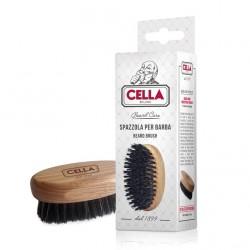 Brosse à barbe et moustache Cella
