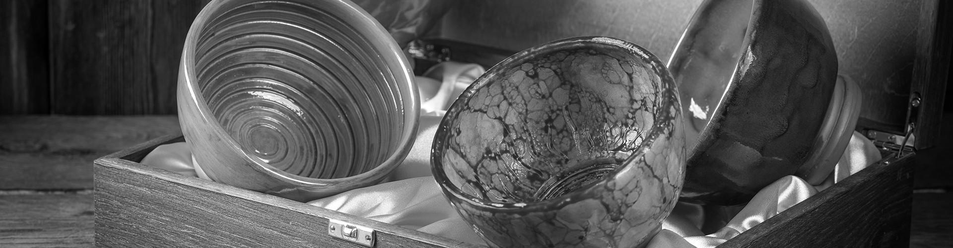 Bols pour savons de rasage traditionnels