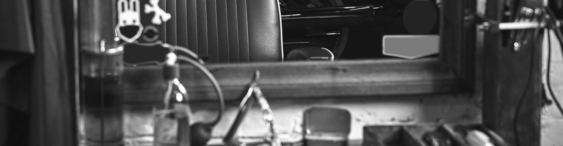 Art du Barbier - Gels ou huiles de rasage