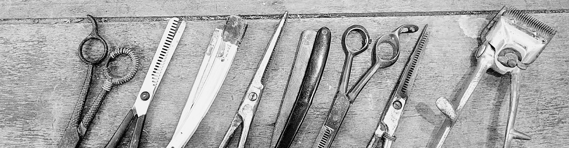 Désinfection et produits jetables pour barbiers et coiffeurs