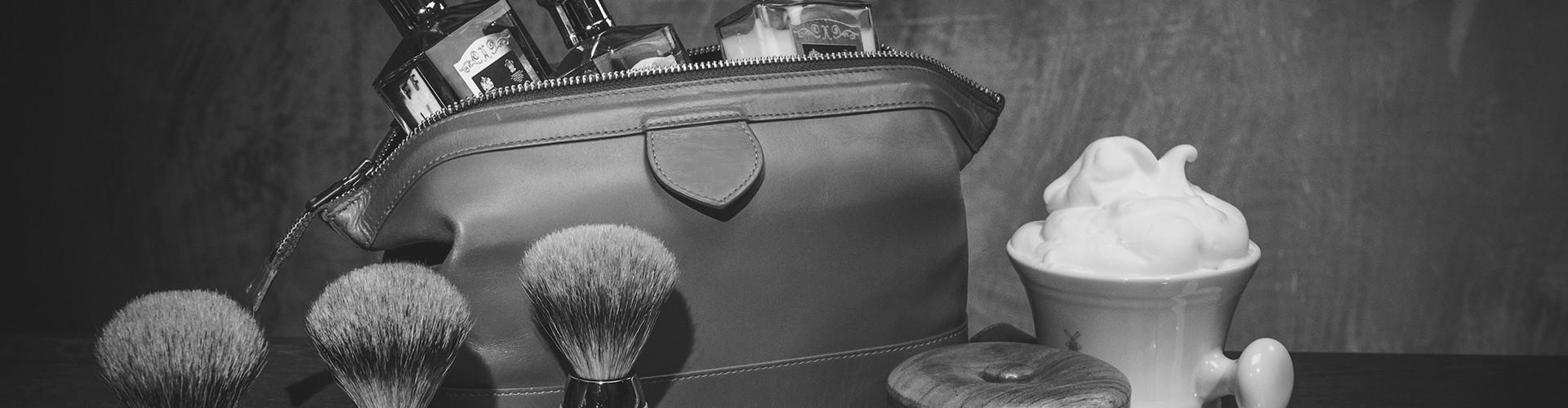 Produits pour l'entretien de la barbe et des moustaches