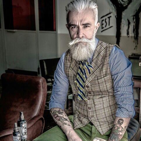Alessandro manfredini belle barbe